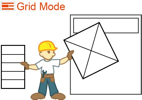 layout grid mode grid mode headway themes
