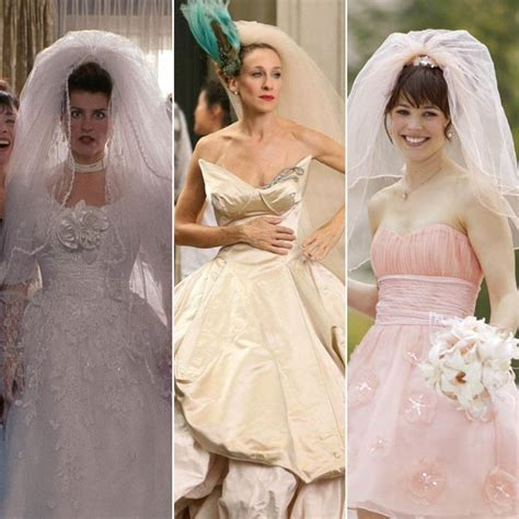 Best Movie Wedding Dresses   POPSUGAR Fashion