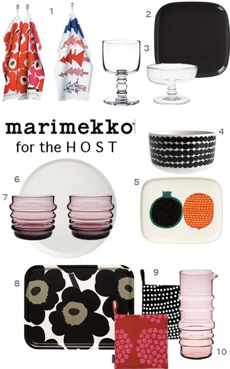 gifts for the host gift guide marimekko for the host stylecarrot