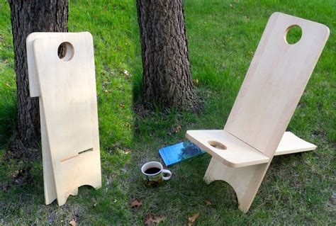 carry  wooden camping chair woodworking tools