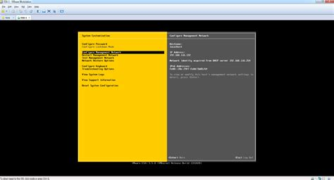 esx console step by step guide esxi 5 5 installation vmzone