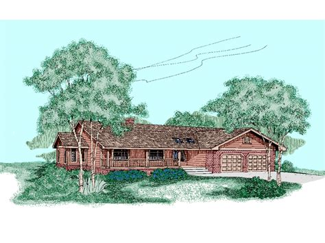 Riva Ridge House Plan Riva Ridge Country Ranch Home Plan 085d 0689 House Plans And More