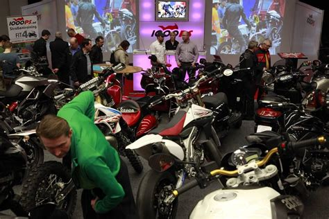 Motorradmesse Linz 2019 by Motorrad Messe Linz 2014 Eindr 252 Cke 4
