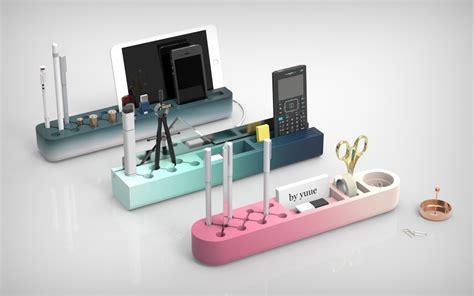 Desk Organizer Design Radiant Gradients Of One Desk Organizers Design Milk