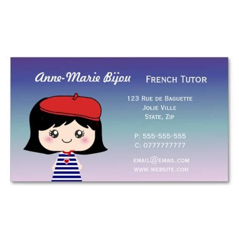Tutoring Business Cards Template by Tutor Business Cards Tutoring