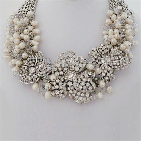 Wedding Jewelry by Badgley Mischka Bridal Jewelry Pearl Wedding