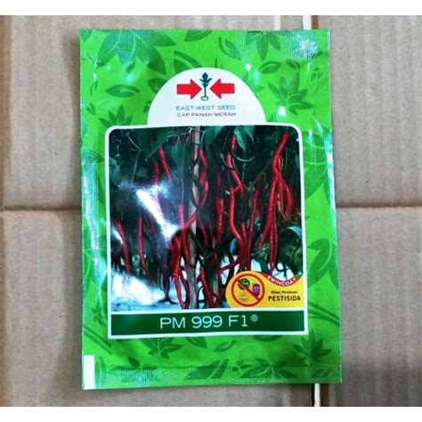 Jual Bibit Cabe Merah Keriting jual benih cabe keriting panah merah pm 999 f1