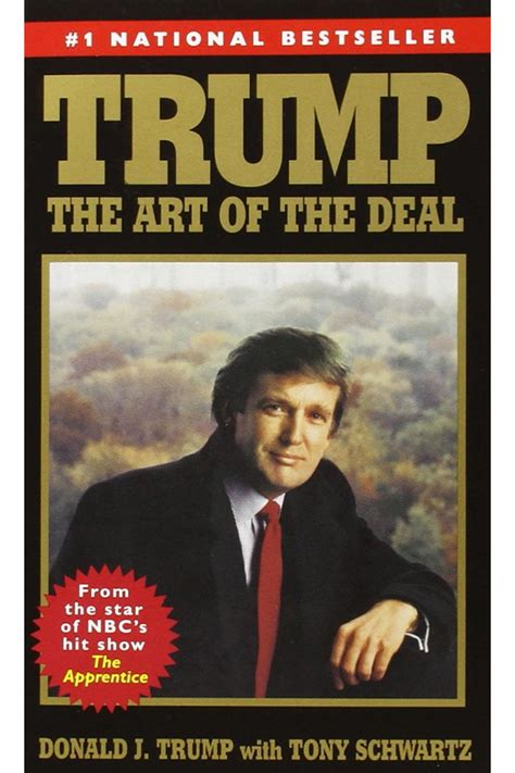 trump offers signed art of deal books for caign contributions