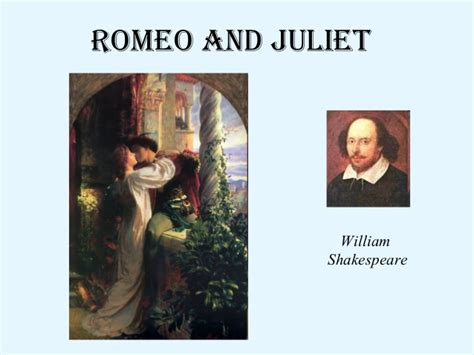 themes in romeo and juliet act 4 romeo juliet fate powerpoint