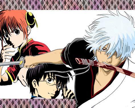 anime gintama gintama anime photo 33475867 fanpop