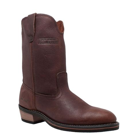 mens ranch boots adtec 12 quot ranch wellington s boot ebay