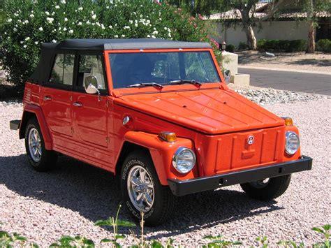 1974 volkswagen thing 1974 volkswagen thing convertible 43341