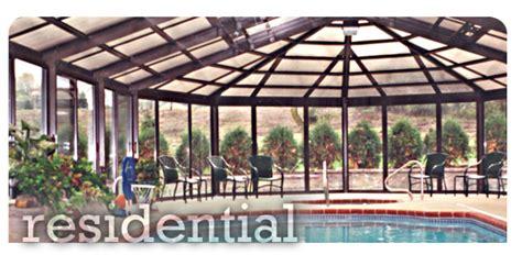 swimming pool enclosures residential pool enclosures by ccsi residential commercial pool