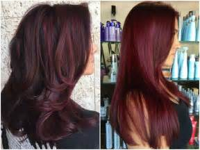 burgundy wine hair color 60 burgundy hair color ideas maroon purple plum