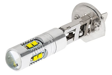 Replacing Light Bulbs With Led H1 Led Bulb W Focusing Lens 10 Led Daytime Running Light Led Tower Led Drl Replacement