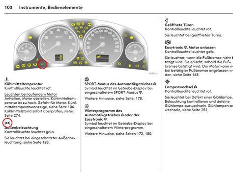 Lichter Im Auto by Praesentation1 Auto Licht Fakten Opel Vectra C