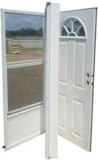 Manufactured Home Exterior Doors 36x80 Steel Door Fan Window Lh For Mobile Home Manufactured Housing