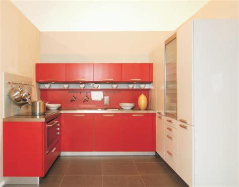 cocina blanca encimera roja cocina de dise 241 o roja y blanca brillo con encimera de
