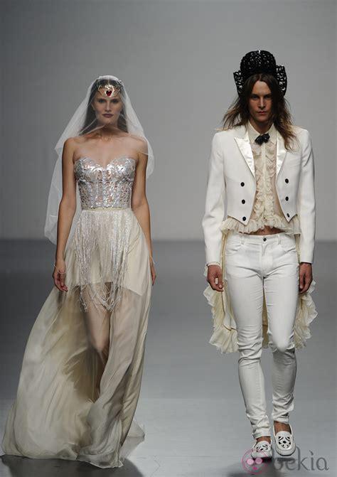 los vestidos de novia m 225 s rom 225 nticos de la colecci 243 n rosa vainise bodas vestidos de novia trajes de novio madrina un