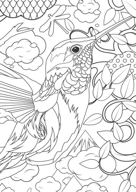 free online coloring pages for adults animals difficult coloring pages for adults coloring home