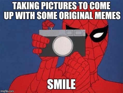 Spiderman Meme Creator - spiderman camera meme imgflip