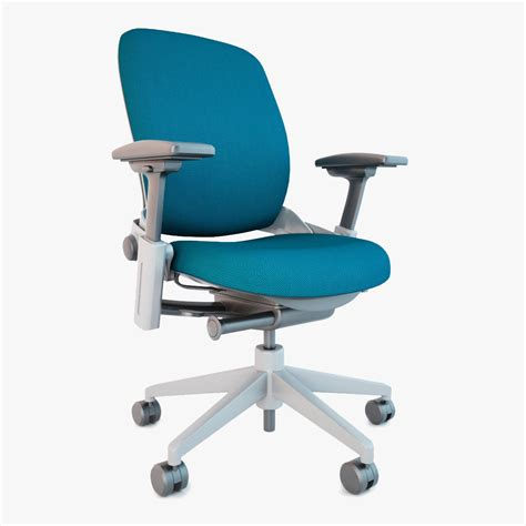 steelcase office furniture parts steelcase leap office chair 3d model max obj fbx