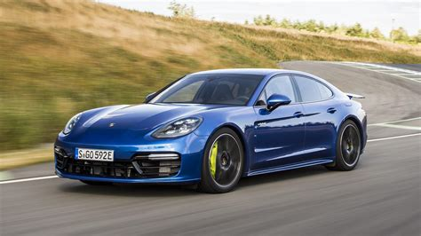 porsche panamera hybrid 2018 porsche panamera turbo s e hybrid review the future