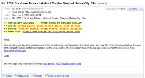 how to advertise on craigslist airbnb the growth story you didn t growthhackers