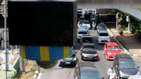 Cctv Di Jakarta persiapan jelang tilang kendaraan pakai cctv di jakarta