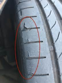 Car Tires Wearing On The Inside Front Inner Tire Wear Mbworld Org Forums