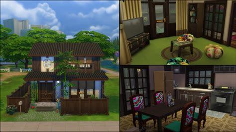 sims  gallery spotlight japanese house sims  sims