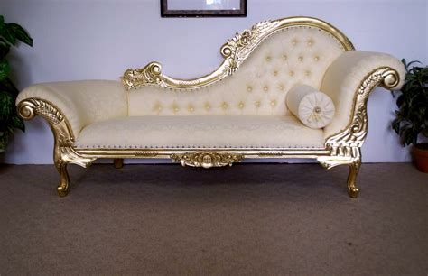 gold chaise lounge chair white gold wedding chaise lounge colors white