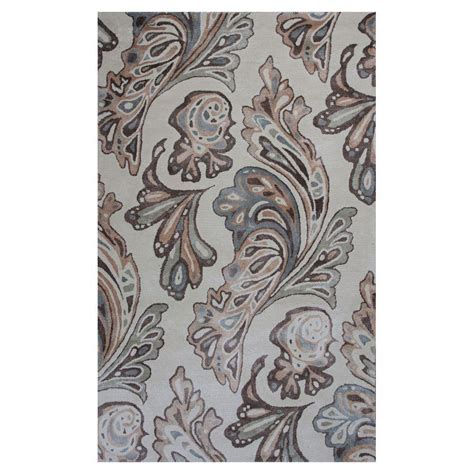bobs area rugs kas rugs bob mackie home ivory showtime 9 ft x 13 ft area rug bmh10019x13 the home depot