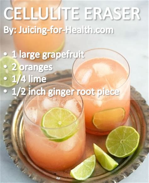 Cellulite Detox Juice by Juice Recipe That Blasts Away Cellulite And Flushes Out