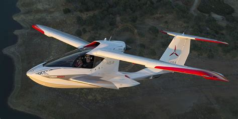 Tesla Airplane Icon A5 A Ride In The Tesla Of Airplanes