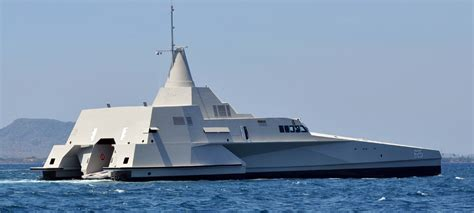 trimaran warship design lomocean design naval architecture and yacht design