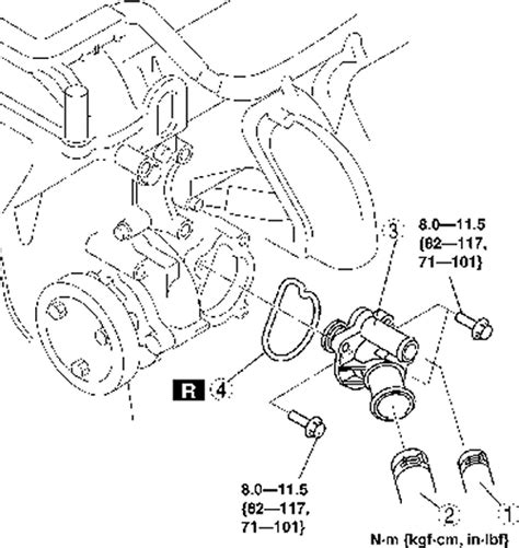 2001 mazda protege engine diagram 2005 mazda tribute