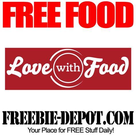 free food free food box freebie depot
