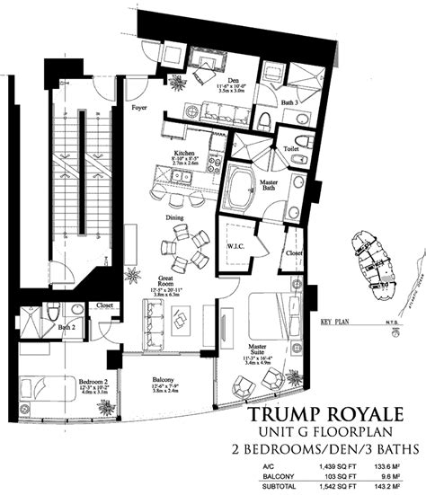 trump towers floor plans unit dr mls seach miami beach trump royale sunny isles beach floor plan condo g mls
