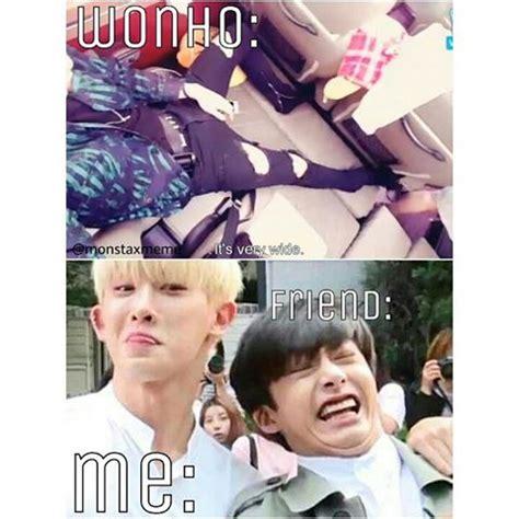 X I Meme - monsta x meme accounts monstaxmeme instagram photos