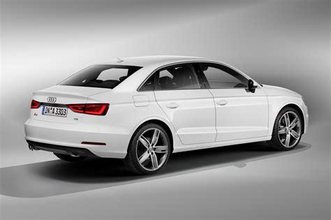 Audi A3 Limousine 2014 Autoblog Deutschland