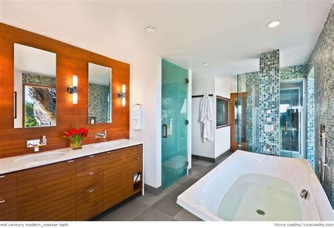 mid century modern bathroom design mid century modern bathroom retro remodel ideas pinterest
