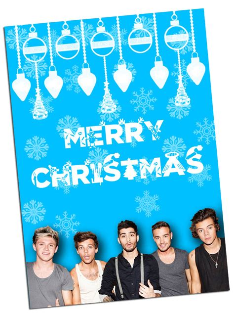 printable birthday cards one direction 6 best images of one direction printable cards one