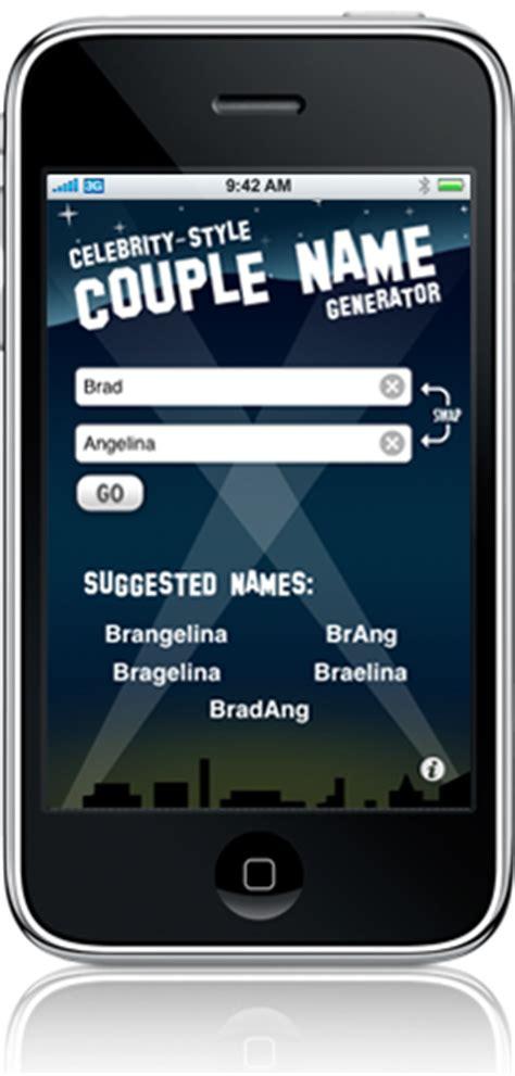 celebrity couples name generator counagen celebrity style couple name generator iphone