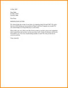 Word Resignation Letter by 7 Letter Of Resignation Template Word Mac Resume Template