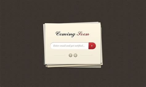 free coming soon page template free coming soon page psd template vector 365psd