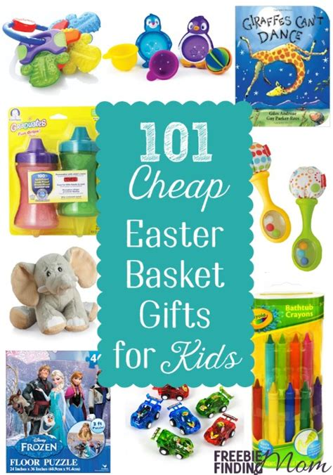cheap gifts for kids fun and cheap easter gifts 101 easter basket ideas for kids