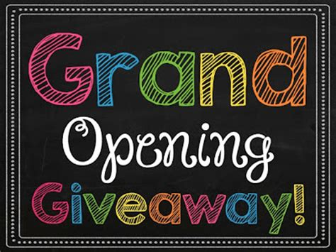 Grand Opening Giveaway Ideas - owl ways be inspired s big huge grand opening giveaway has started fern smith s