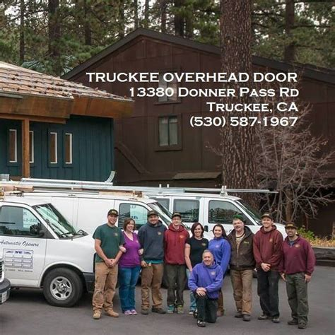 Truckee Overhead Door Truckee Overhead Door 22 Photos Garage Door Services 13380 Donner Pass Rd Truckee Ca