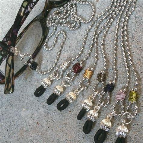 eyeglass chain glasses chains eyeglass leashes cool